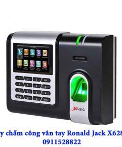 Máy chấm công vân tay Ronald Jack X628C