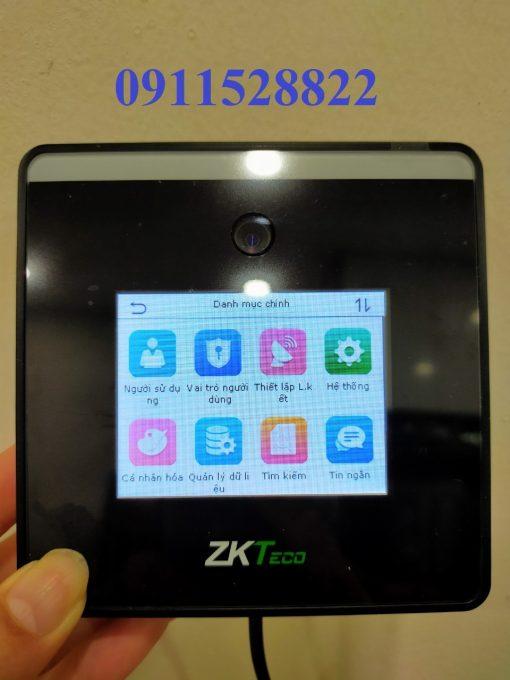xFace50 - Nhận diện khuôn mặt - Kết nối Wifi